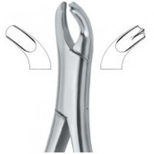 Tooth Extracting Forceps(amr)